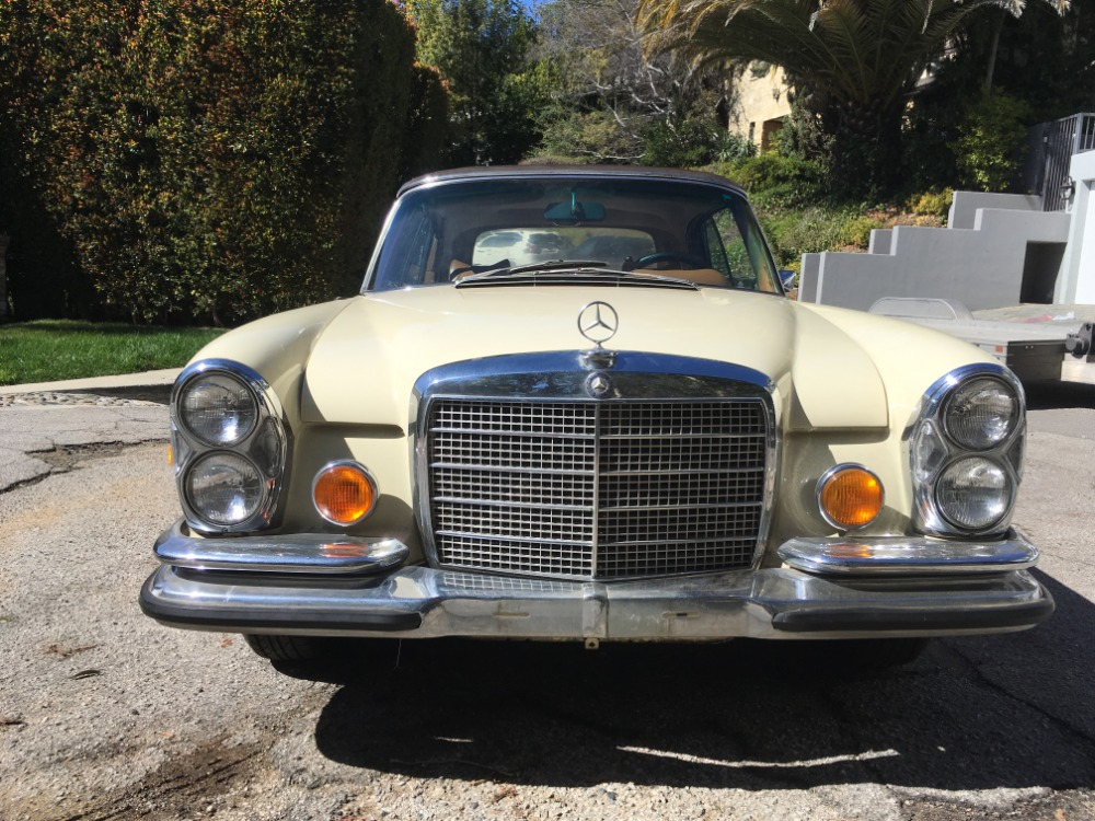 Used 1971 Mercedes-Benz 280SE 3.5 Cabriolet  | Astoria, NY