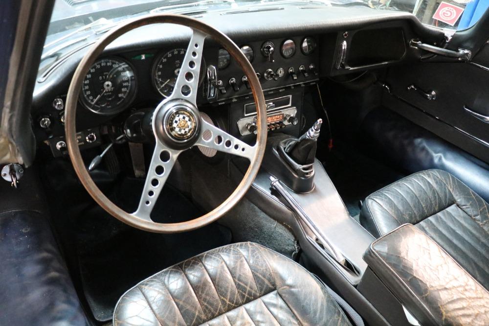 Used 1967 Jaguar XKE Series I Coupe | Astoria, NY
