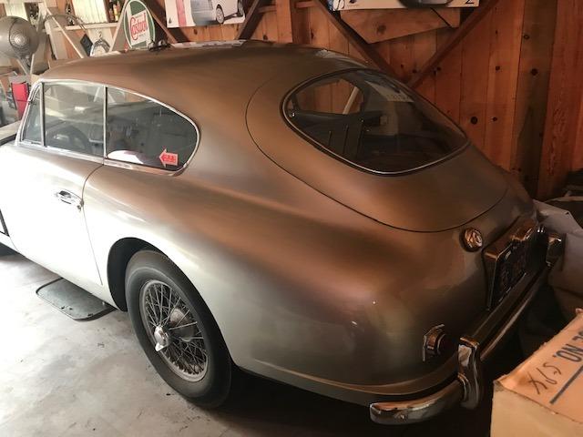 1955 Aston Martin DB2/4 2