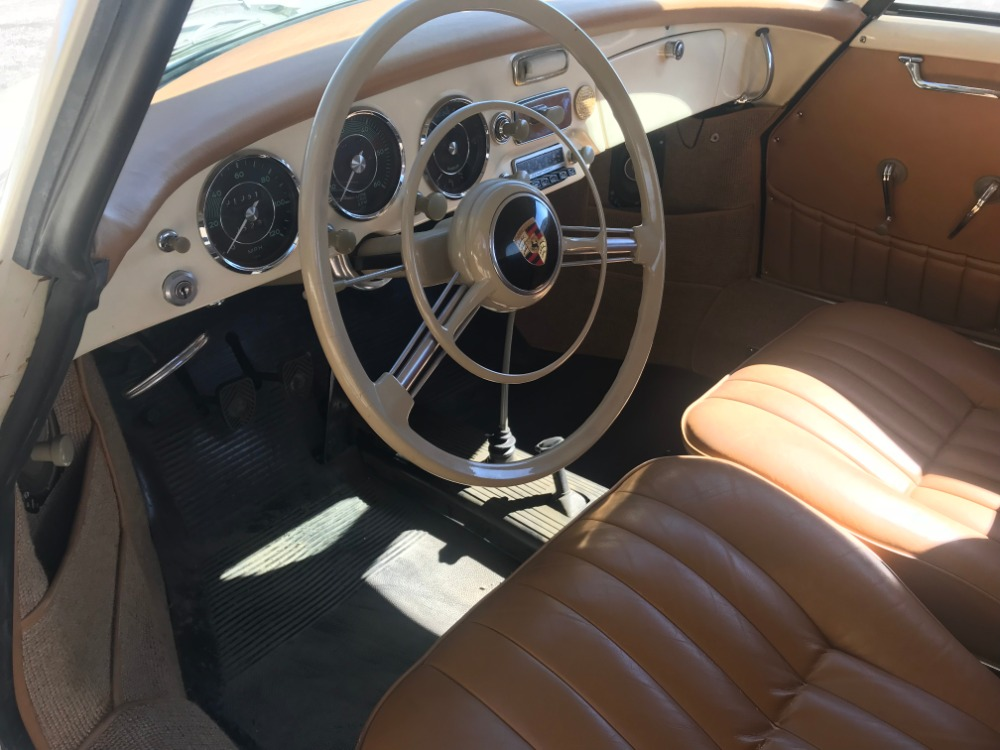 Used 1957 Porsche 356A Black Plate California Car Out of 35 Year Ownership | Astoria, NY