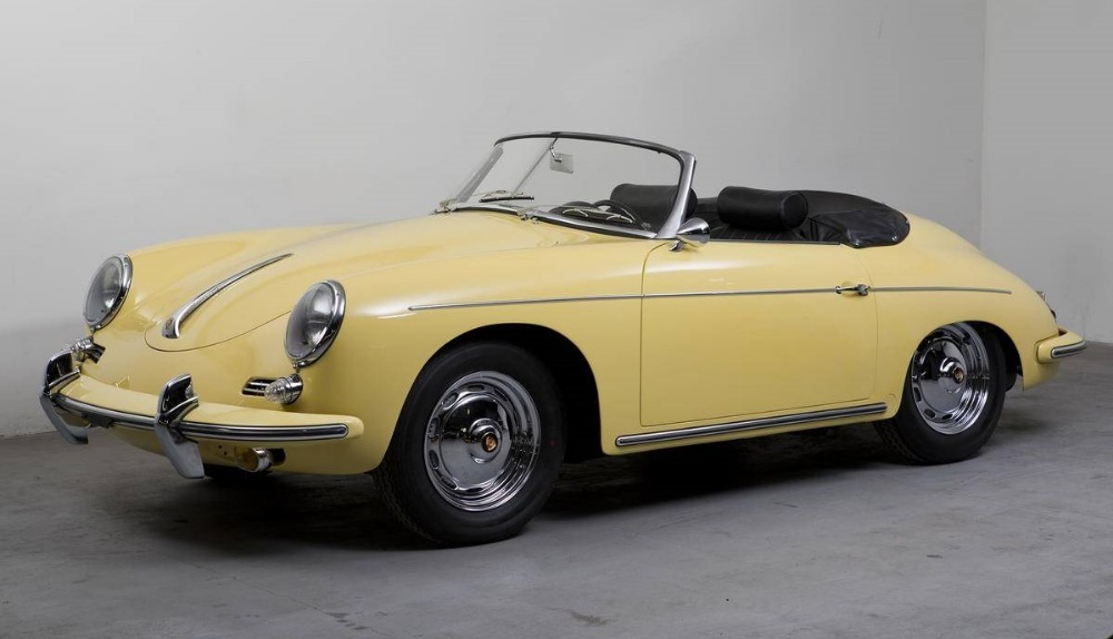 Used 1961 Porsche 356B Super 90 Roadster with Matching Numbers | Astoria, NY