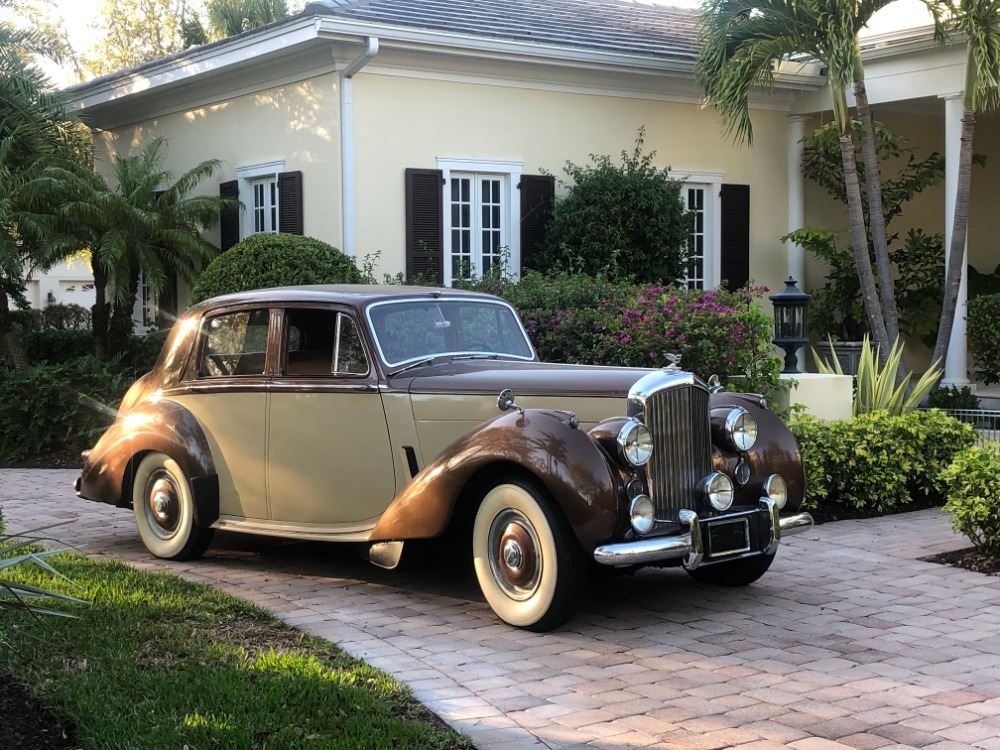 Used 1954 Bentley R-Type Left-Hand-Drive Automatic | Astoria, NY