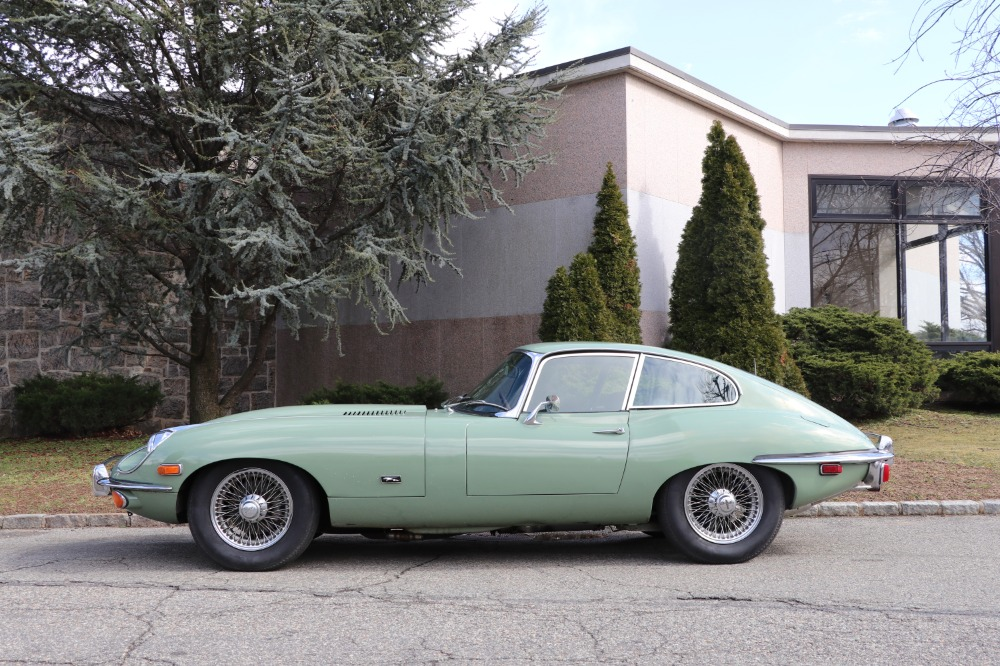 Used 1971 Jaguar E-Type Series II 2-Seater Coupe with Matching Numbers | Astoria, NY