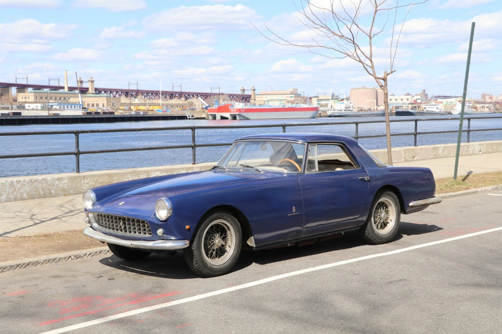 Used 1960 Ferrari 250GT The Very Last 250 PF Coupe to Leave the Factory | Astoria, NY