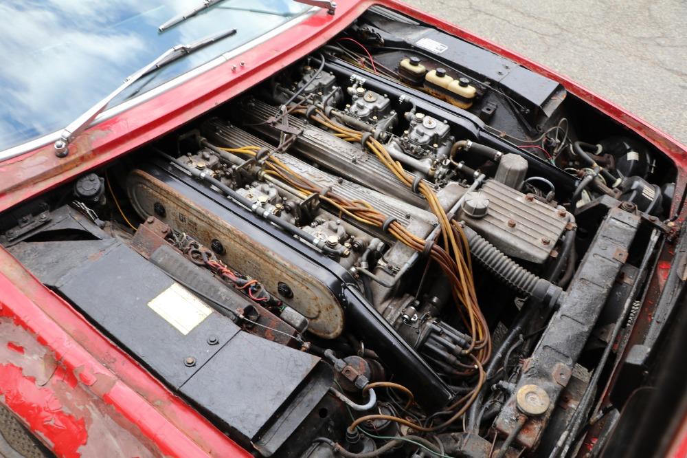 1973 Lamborghini Jarama 6