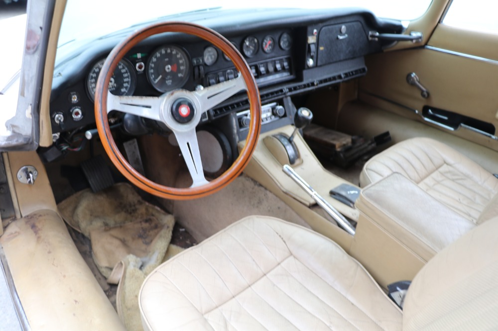 Used 1969 Jaguar XKE Series II 2+2 | Astoria, NY
