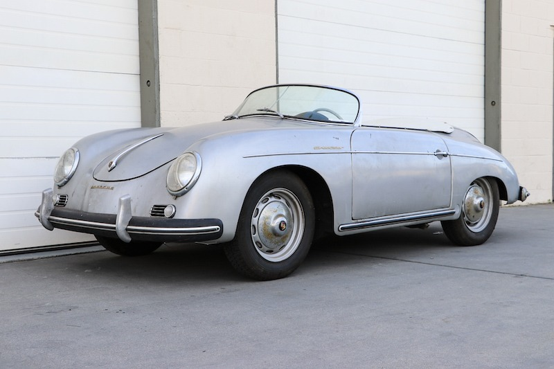 Used 1957 Porsche 356A Speedster with Matching Numbers | Astoria, NY