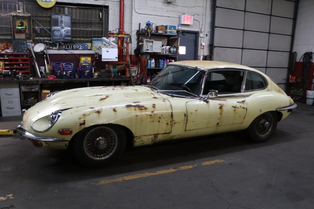Used 1969 Jaguar XKE Series II E-Type 2+2+ Automatic   Astoria, NY