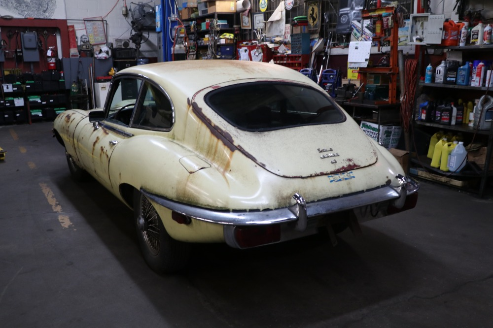 Used 1969 Jaguar XKE Series II E-Type 2+2+ Automatic | Astoria, NY