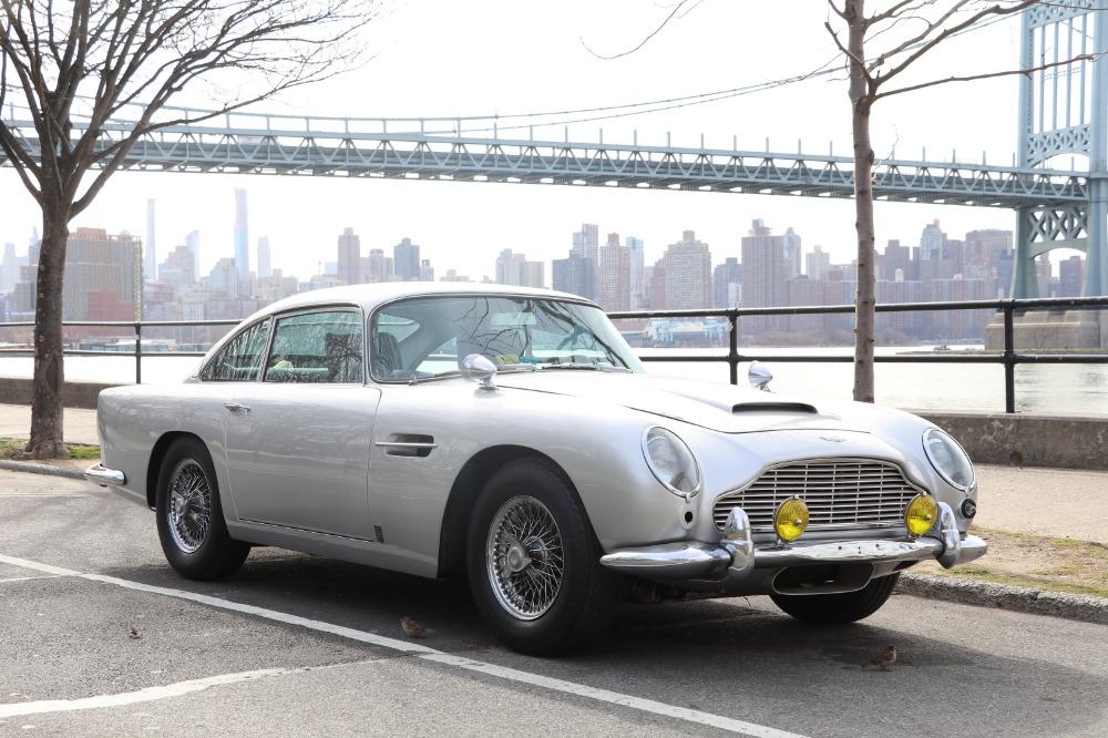 1964 Aston Martin Db5 Left Hand Drive Stock 22831 For Sale Near Astoria Ny Ny Aston Martin Dealer