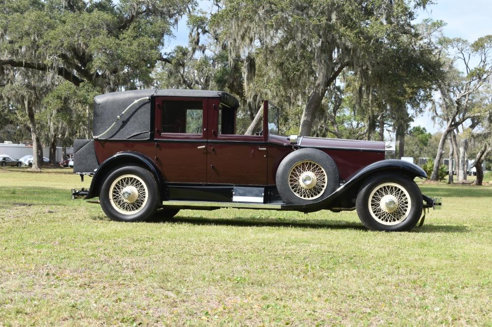 1928 Rolls-Royce Phantom I 2