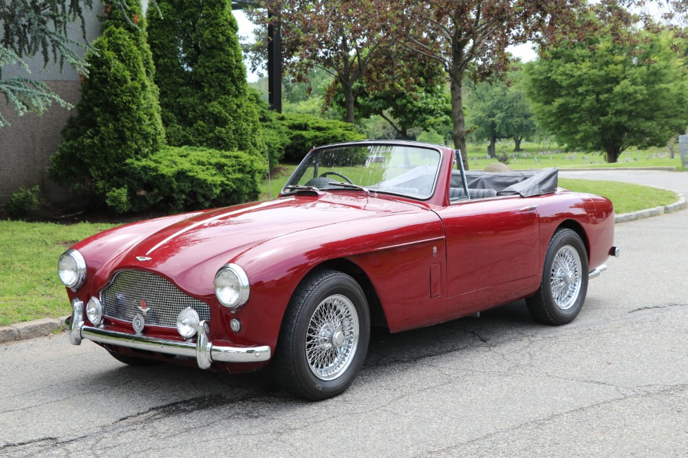 Used 1958 Aston Martin DB2/4 MK II Drophead Coupe | Astoria, NY