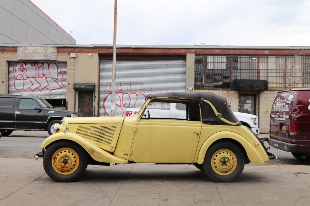 Used 1939 Adler Trumpf Junior  | Astoria, NY