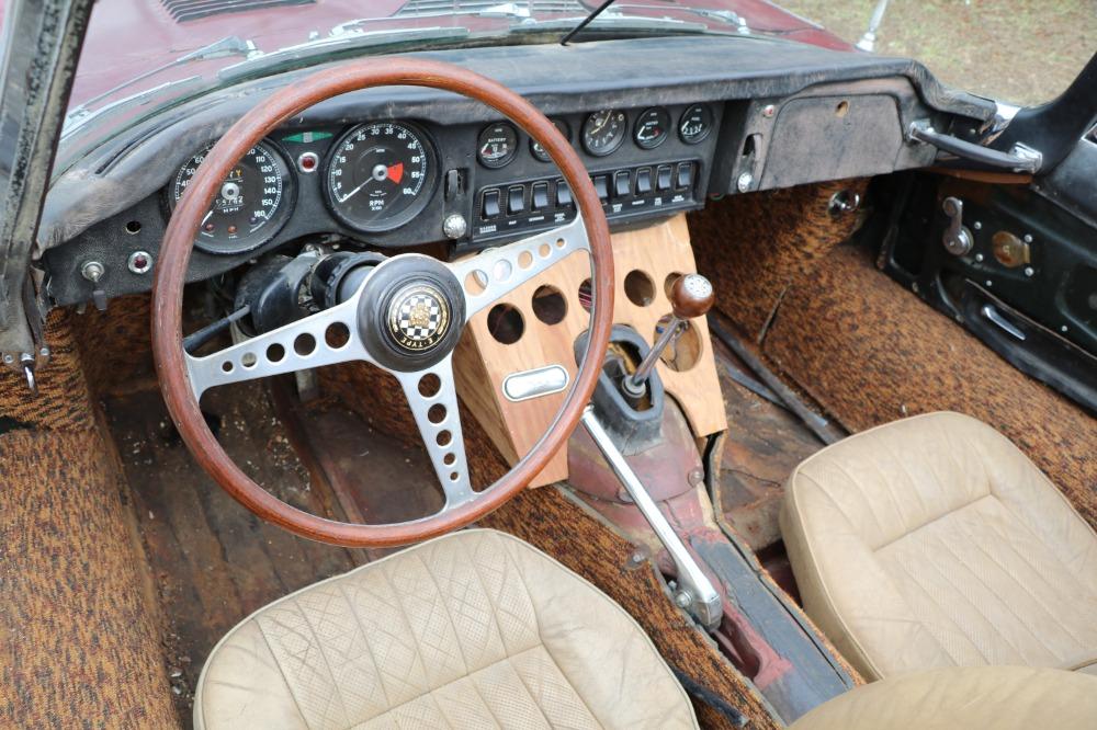 Used 1969 Jaguar XKE Roadster | Astoria, NY