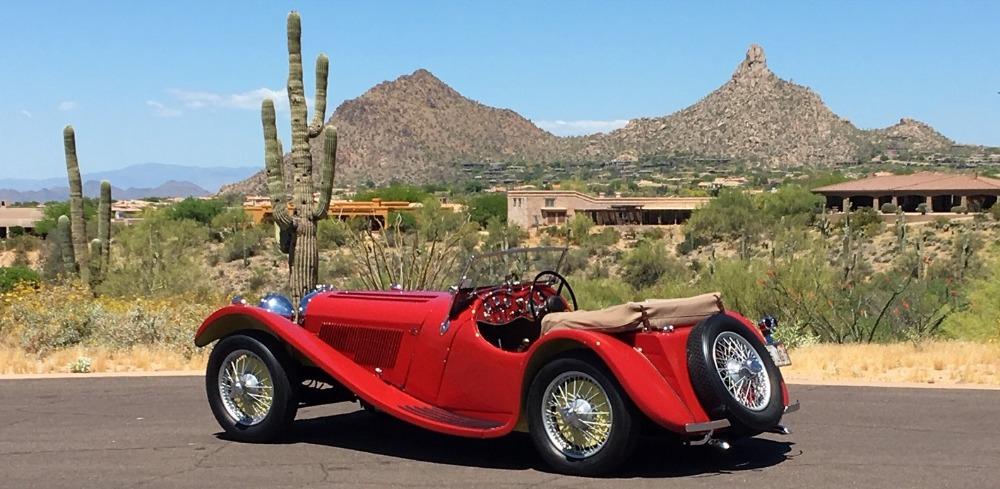 Used 1935 Jaguar S S 100 2 1/2 Litre Roadster   Astoria, NY