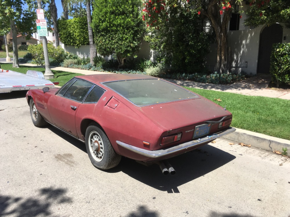 Used 1969 Maserati Ghibli : Matching Numbers California Car | Astoria, NY