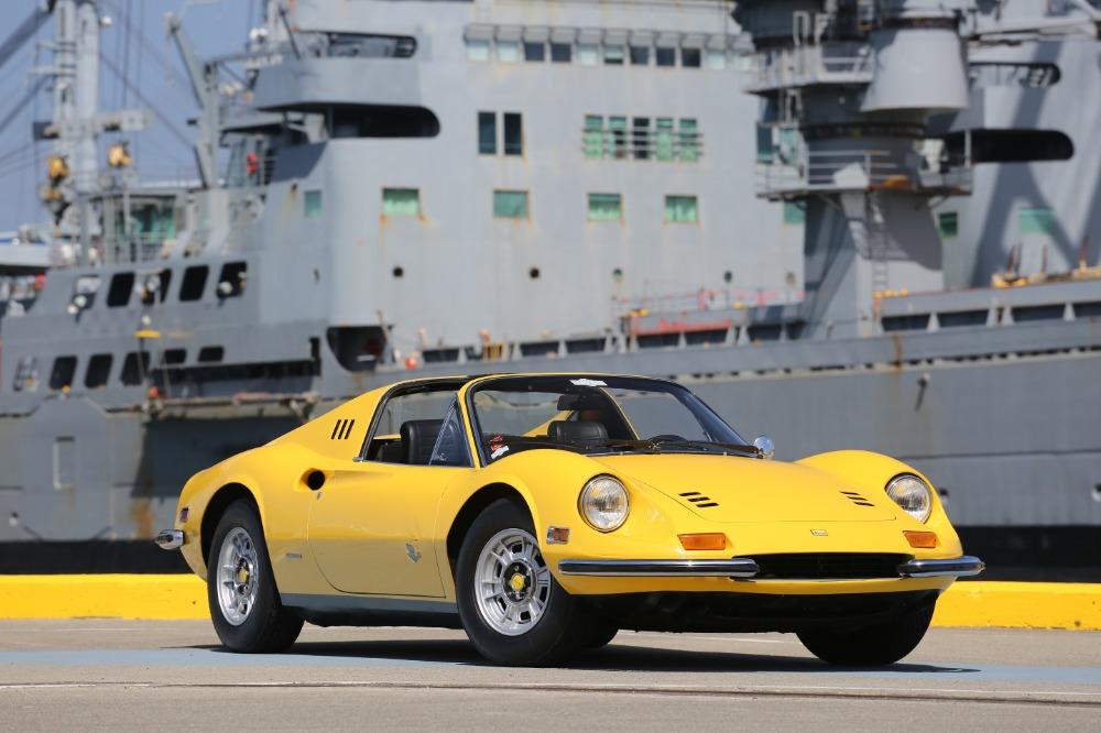 Used 1973 Ferrari 246 GTS Dino  | Astoria, NY