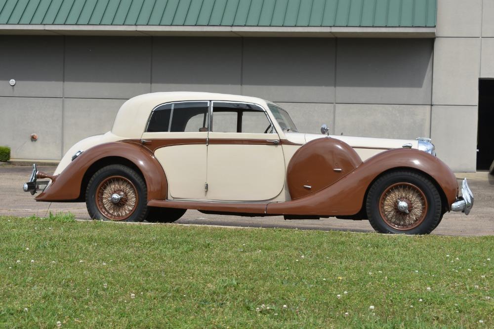 Used 1938 Lagonda V12 Saloon | Astoria, NY