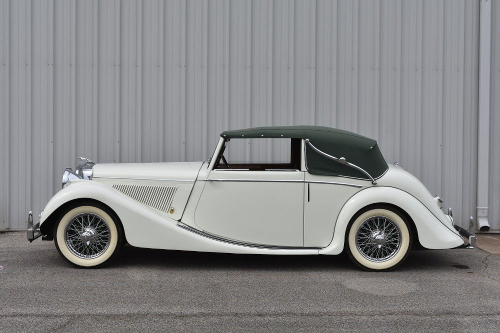 Used 1948 Jaguar Mark IV 3-liter Drophead Coupe | Astoria, NY