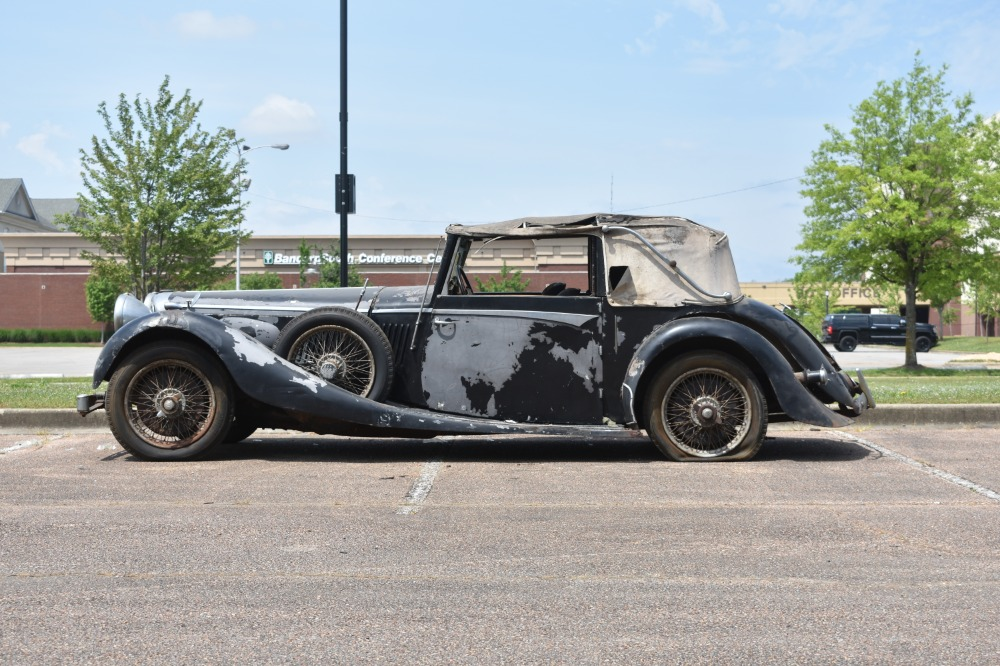 Used 1936 Alvis Speed 20 SD Drophead Coupe | Astoria, NY