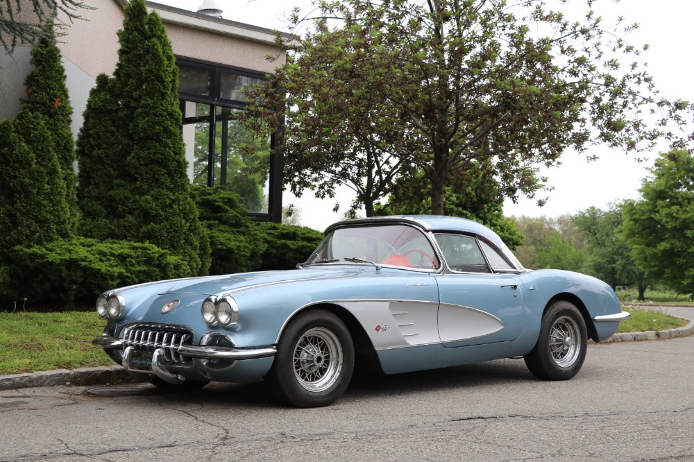 Used 1958 Chevrolet Corvette with Factory Fuel Injection | Astoria, NY