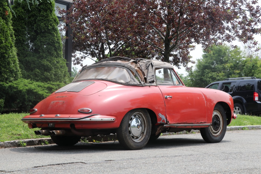 Used 1962 Porsche 356B 1600 Super Cabriolet | Astoria, NY