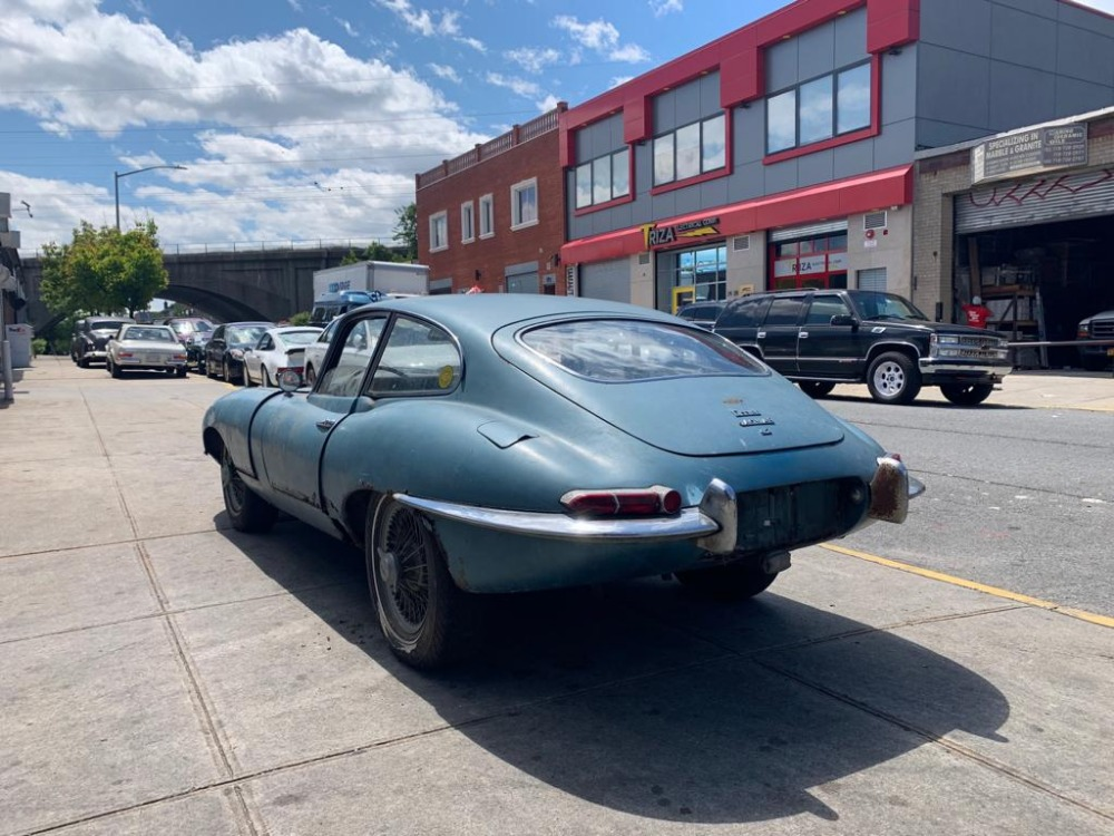 Used 1966 Jaguar XKE Series I 2-Seater Coupe | Astoria, NY