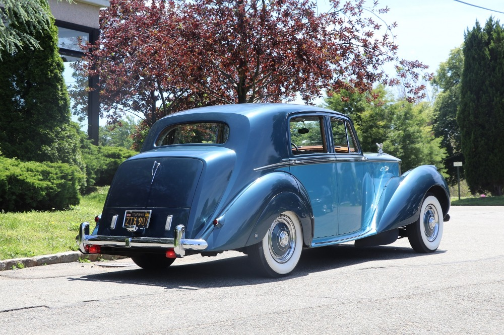 Used 1952 Rolls-Royce Silver Dawn Left-Hand-Drive | Astoria, NY