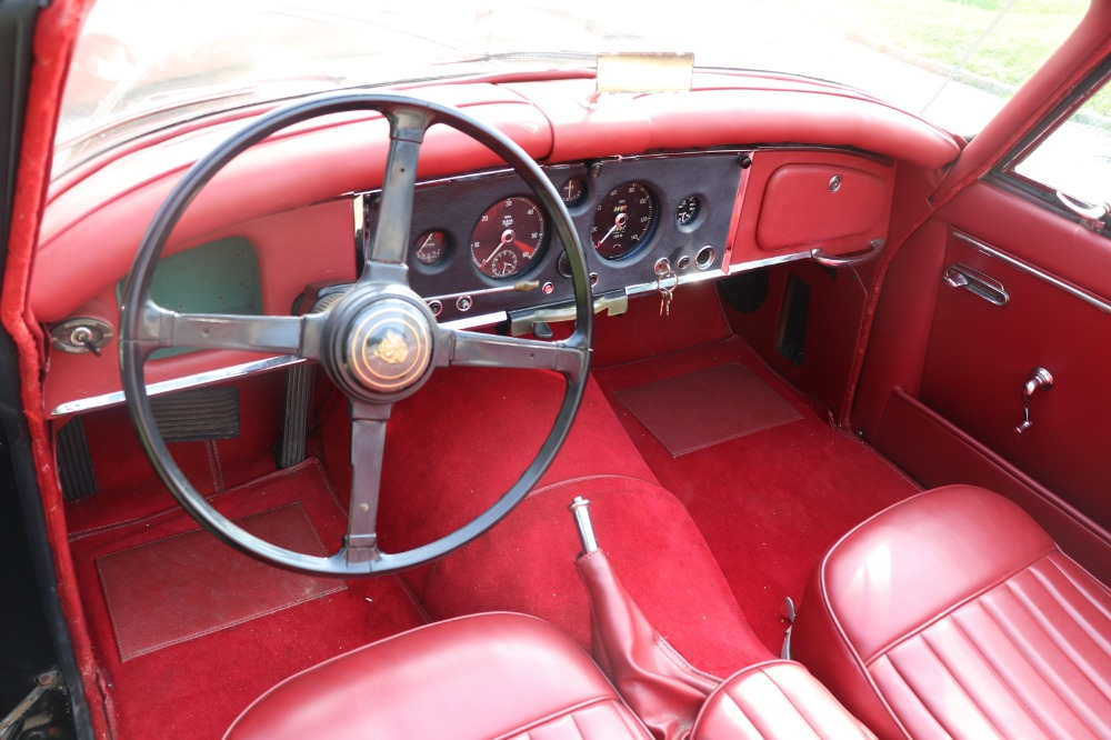 Used 1959 Jaguar XK150 Drop-Head-Coupe with Matching Numbers and Rare Factory Automatic Transmissi | Astoria, NY