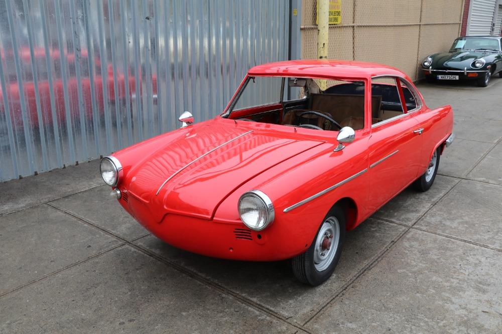 1960 NSU Sport Prinz