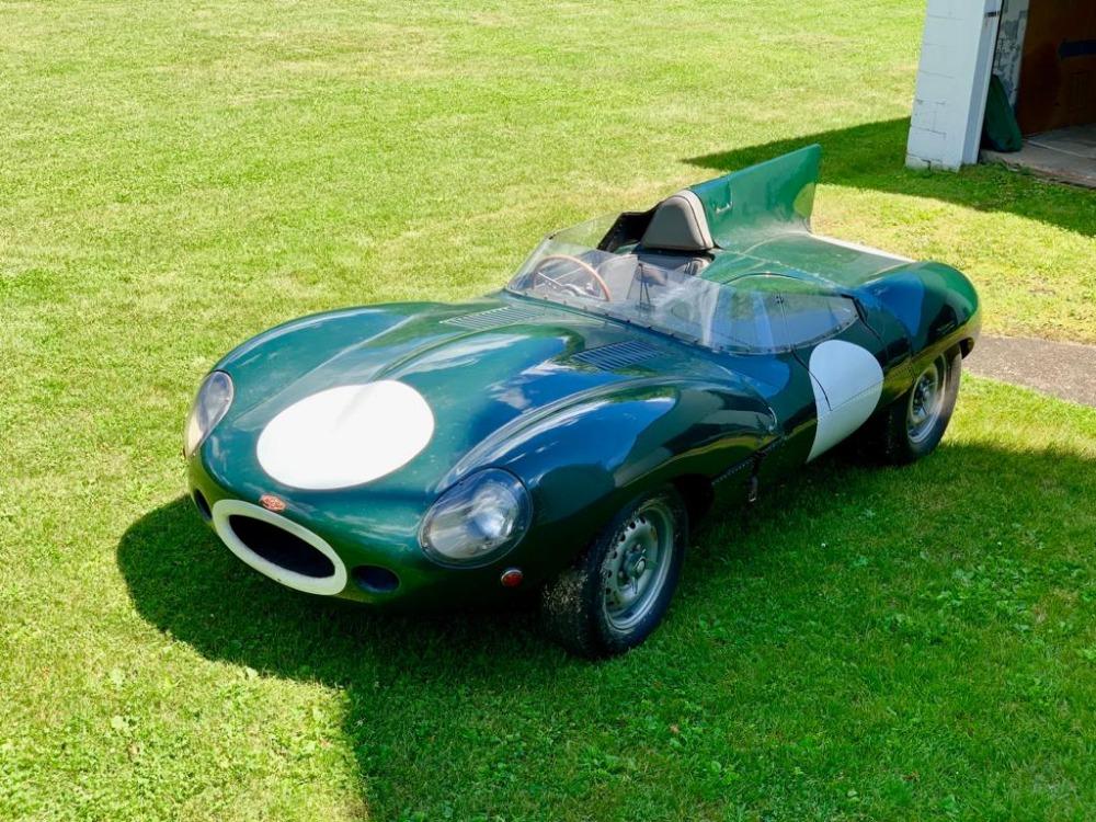 Used 1957 Jaguar D-Type  | Astoria, NY