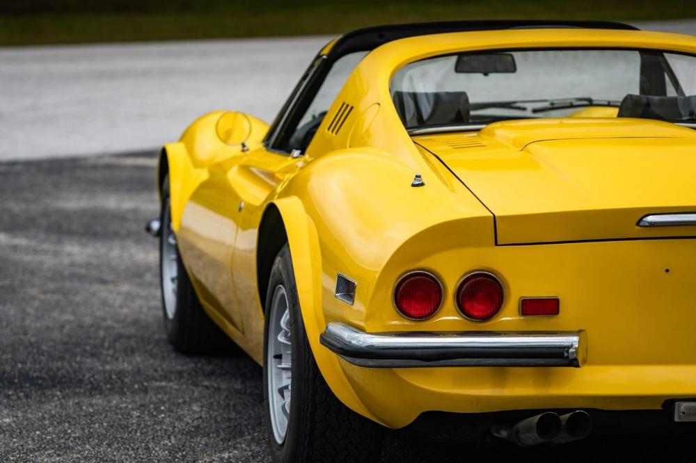 Used 1974 Ferrari 246GTS Dino 'Chairs and Flares' | Astoria, NY