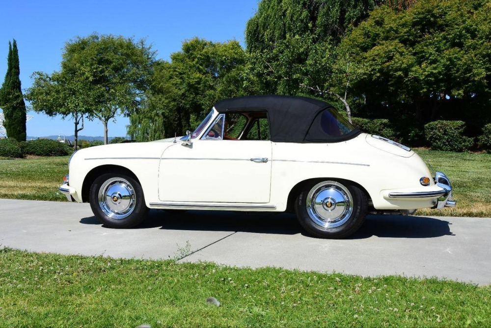 Used 1962 Porsche 356B T6 Super 90 Cabriolet | Astoria, NY