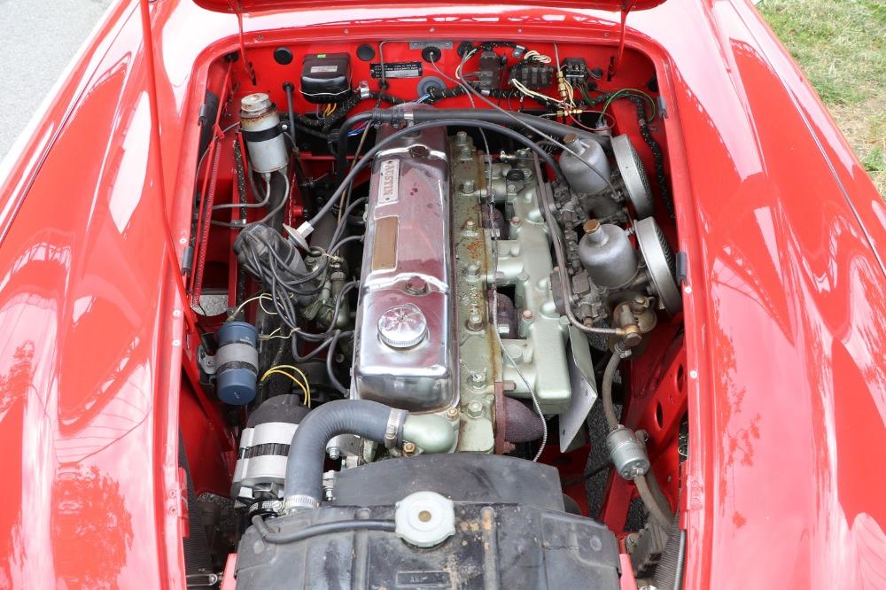 Used 1960 Austin Healey 3000 BT7 Right-Hand-Drive | Astoria, NY