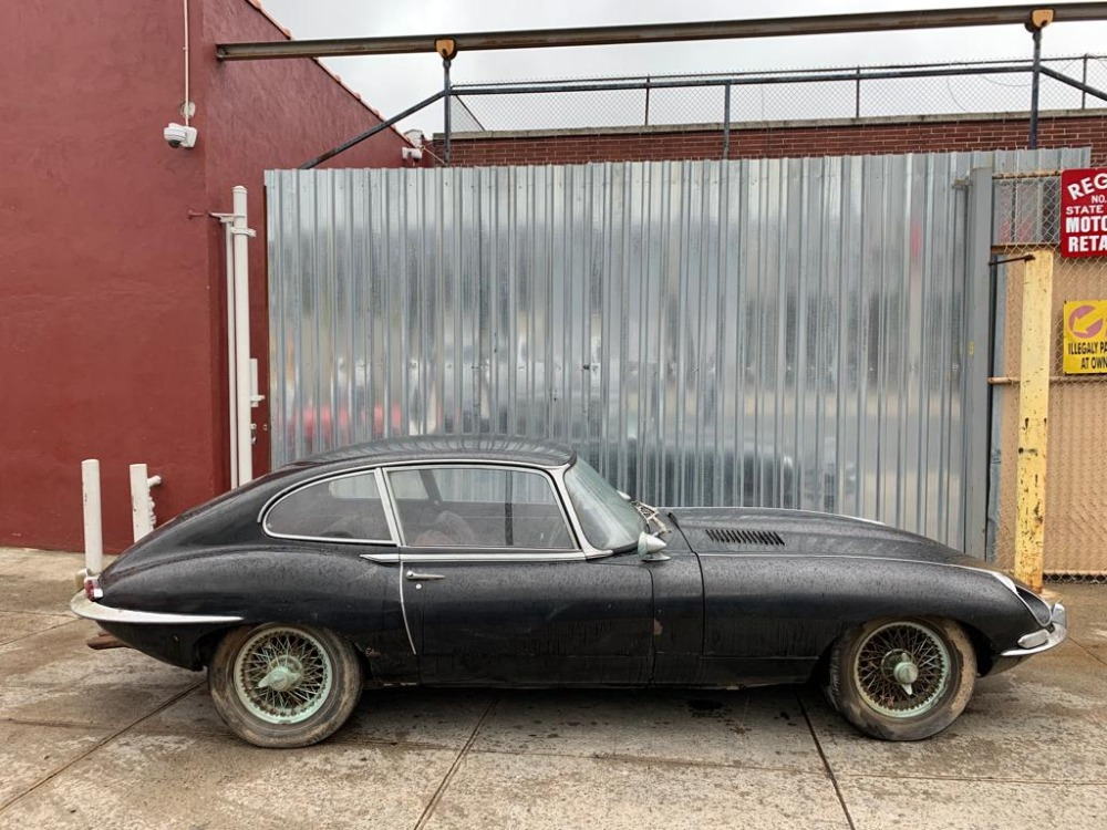 Used 1967 Jaguar XKE Series I 1/2 2+2 | Astoria, NY