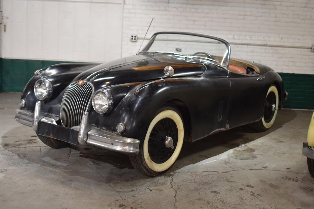 1959 Jaguar XK150