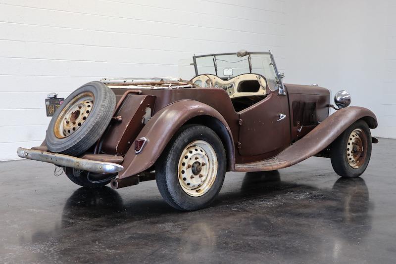 Used 1954 MG TD  | Astoria, NY