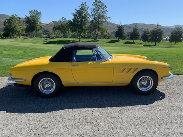 Used 1967 Ferrari 330GTS Spider Classiche Certified with Red Book   Astoria, NY