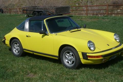 Used 1975 Porsche 911S 2.7 Targa | Astoria, NY