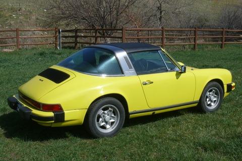 Used 1975 Porsche 911S 2.7 Targa   Astoria, NY