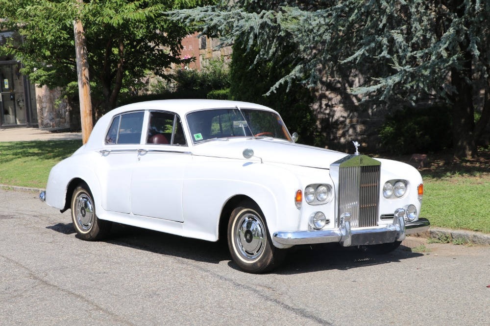Used 1963 Rolls-Royce Silver Cloud III Left Hand Drive | Astoria, NY
