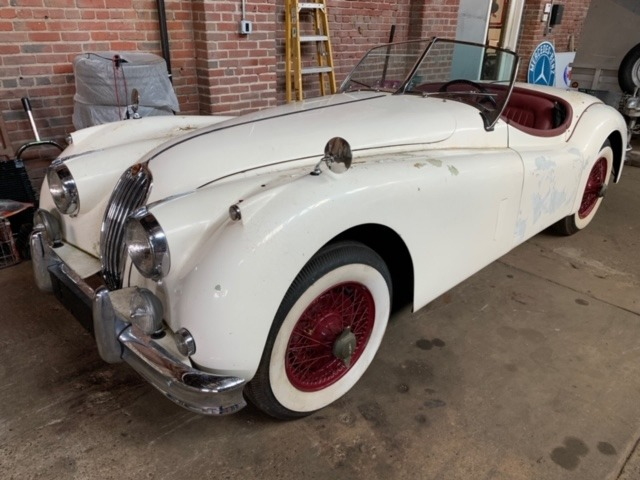 Used 1956 Jaguar XK140MC  | Astoria, NY