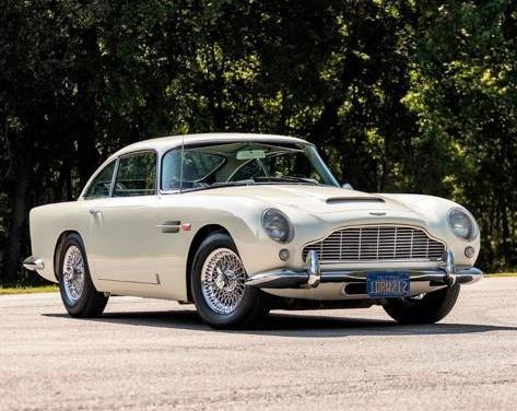 1965 Aston Martin Db5 Left Hand Drive Stock 23073 For Sale Near Astoria Ny Ny Aston Martin Dealer