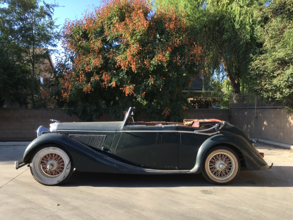 Used 1948 Jaguar IV Drophead Coupe | Astoria, NY