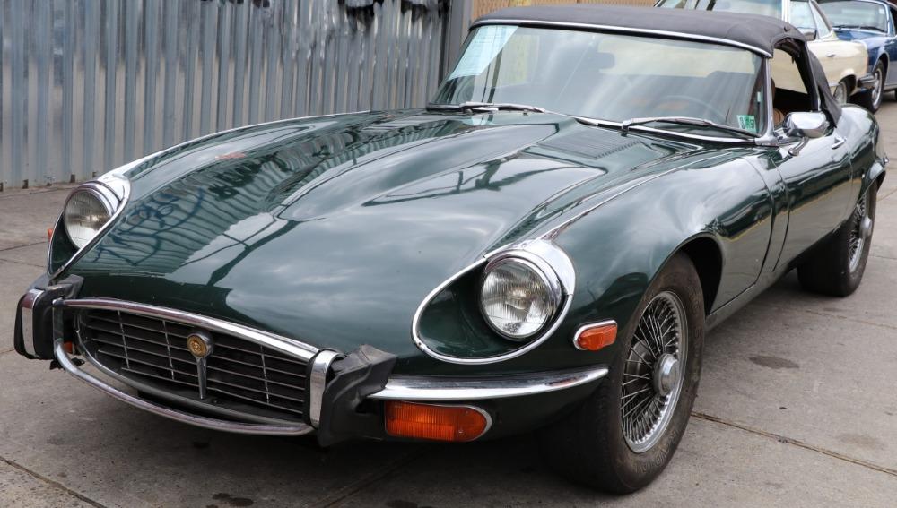 Used 1972 Jaguar XKE V12 Roadster   Astoria, NY