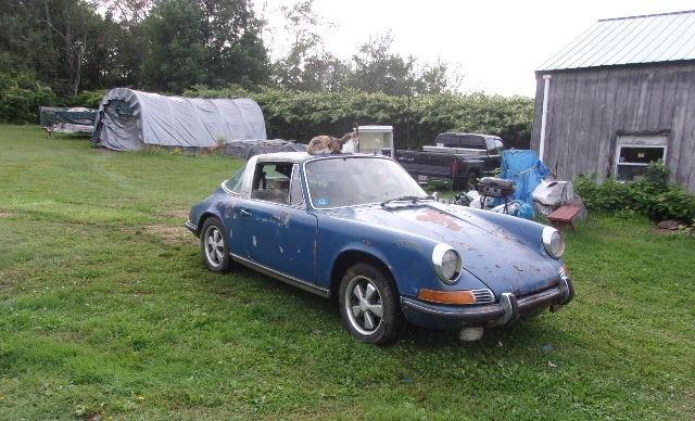 Used 1969 Porsche 911E Targa | Astoria, NY