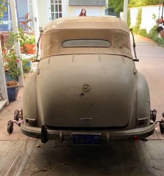 Used 1953 Mercedes-Benz 220A Cabriolet | Astoria, NY