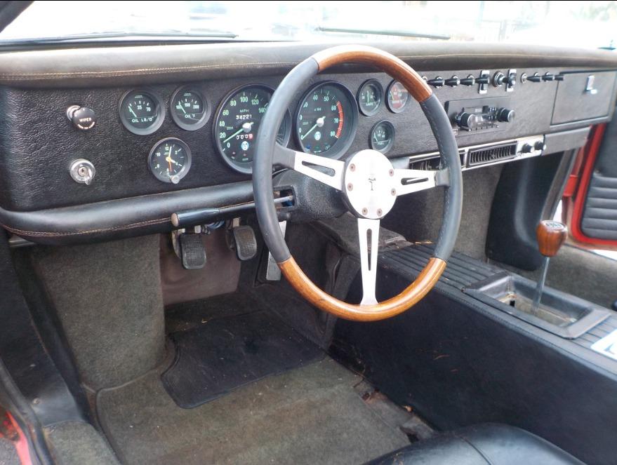 Used 1970 DeTomaso Mangusta  | Astoria, NY