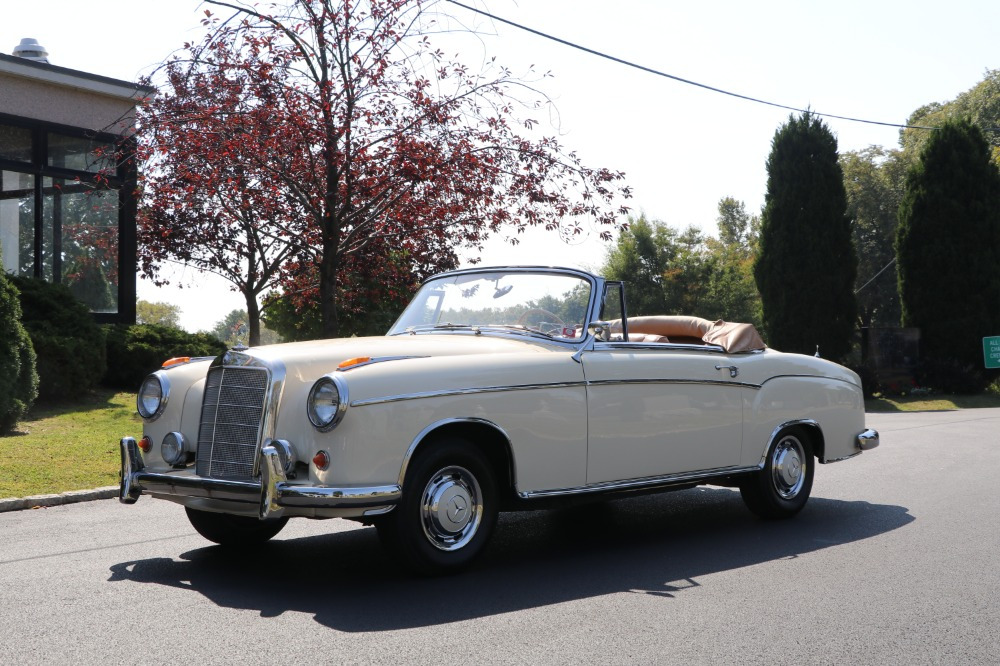 Used 1958 Mercedes-Benz 220S  | Astoria, NY