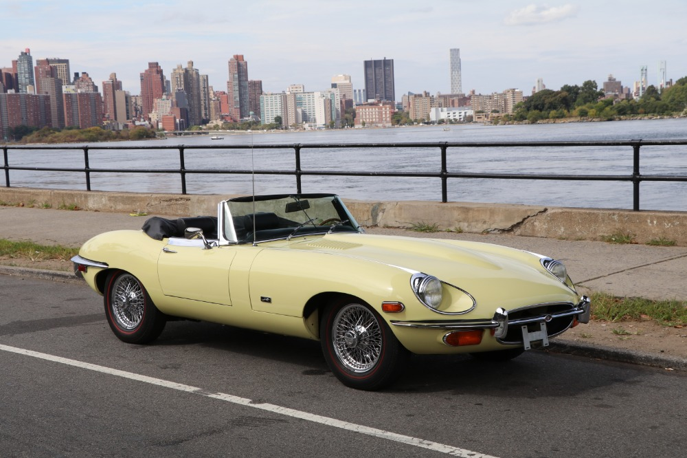 Used 1971 Jaguar XKE Series II Roadster  | Astoria, NY